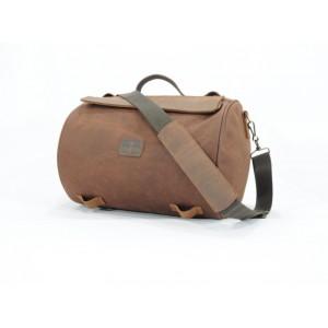 Borsone posteriore 17,2 lt LONGRIDE ROLLER BAG BROWN