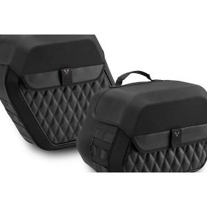Borsa laterale SW-Motech Legend Gear per Harley Davidson Softail Breakout / S '17-