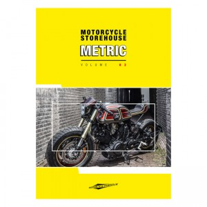 Magazzino moto, catalogo metrico (ea)