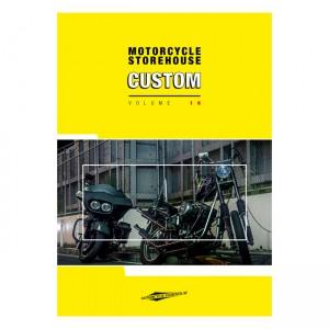 Magazzino moto, catalogo principale