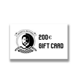Gift Card di euro 200