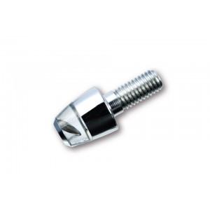 Freccia LED MOTOGADGET M-BLAZE PIN cromata (1 pezzo)