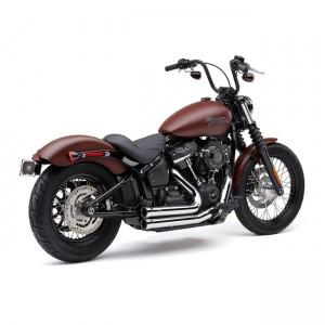 Scarico completo Cobra Speedster 909 cromato specifico per Harley Davidson Softai dal 2018