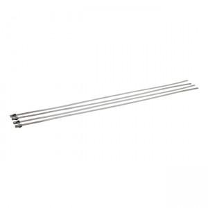 Fascette in alluminioPaughco specifiche per scarichi