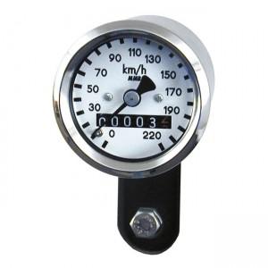 Contachilometri meccanico MMB BASIC Ø 48mm rapporto 1:1