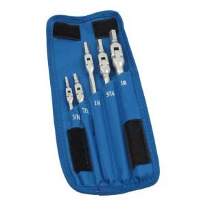 Set di chiavi a brugola con testa snodata di Motion Pro varie misure