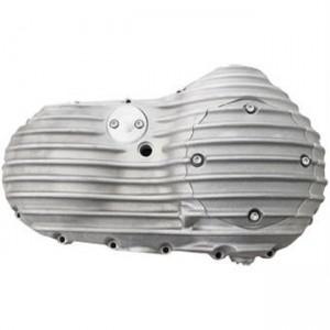 Carter frizione Ribbed in alluminio per Harley Davidson Sportster