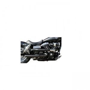 Scarico completo Shotgun Baker Straight BSL alluminio lucido