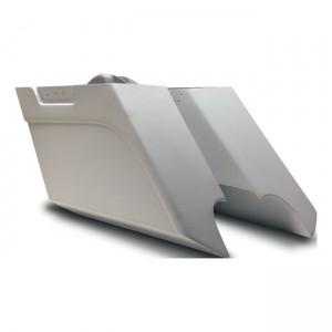 Borse laterali rigide Down-N-Out ARLEN NESS (con ritaglio per scarico)