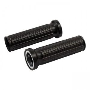 Manopole MOTOGADGET modello M-GRIP HANDLEBAR GRIPS colore nero