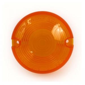 LENTE INDICATORI DI DIREZIONE, LENTE A CUPOLA, Pre-2001 H-D with domed lens turn signals