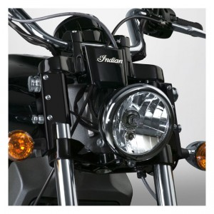 Kit di montaggio rapido NC Switchblade nero, Indian: 15-20 Scout; 16-20 Scout Sixty