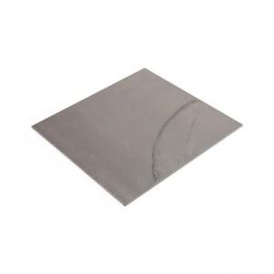 Materiale lamiera di acciaio S235JR 200x200mm