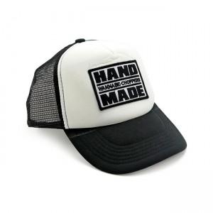 Cappellino trucker Wannabe Choppers bianco / nero