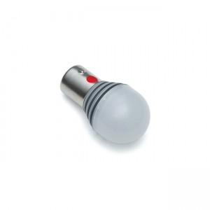 Kuryakyn, lampadina indicatori di direzione a LED, 1157 Rosso / Rosso