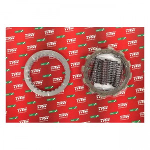 Kit frizione TRW Super, Suzuki: 11-16 GSXR