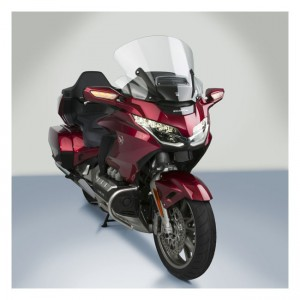 Parabrezza National Cycle VStream® Deluxe standard trasparente, 18-20 Honda Gold Wing GL1800/GL 1800 Tour