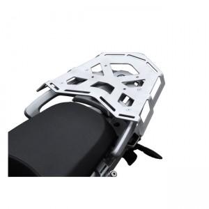 Portapacchi Zieger silver per BMW 08-12 R 1200 GS