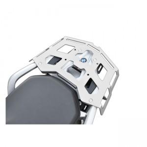 Portapacchi Zieger silver per BMW 13-18 R 1200 GS; 19-20 R 1250 GS