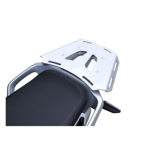 Portapacchi Zieger silver per Honda 12-19 VFR 1200 Crosstourer