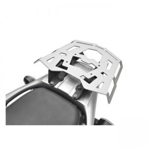 Portapacchi Zieger silver per Honda 07-12 Transalp XL 700