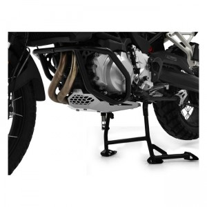 Paramotore Zieger silver per BMW 18-19 F 750 GS; 18-19 F 850 GS