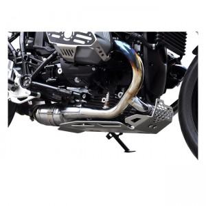 Paramotore Zieger silver per BMW 13-19 R nine T; 06-14 R1200R