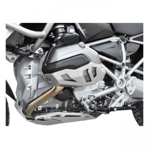 Paramotore Zieger silver per BMW 13-18 R 1200 GS; 15-18 R 1200 R LC