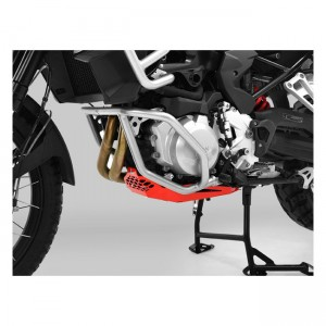 Paramotore Zieger silver per BMW 18-19 F 850 GS