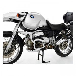 Paramotore Zieger silver per BMW 99-04 R 1150 GS