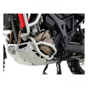 Paramotore Zieger silver per Honda 16-19 CRF 1000 L Africa Twin