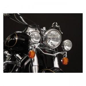 Barra luminosa NC Spot cromata, 04-09 Kawasaki VN2000; 06-10 Kawasaki VN2000 Classic/LT