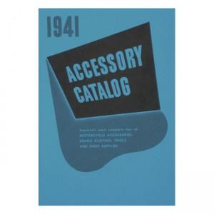 1941 CATALOGO ACCESSORI