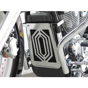 Copriradiatore Honda VT 1300 CX (Fury) cromato