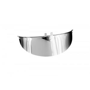 Visiera faro anteriore Ø 170 - 180 mm Plain universale