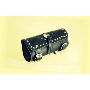 Barilotto 2,5 lt SPAAN Tool Bag in vera pelle con borchie